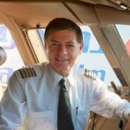 מיקי כץ- קברניט אל על מומחה לחרדת טיסה
